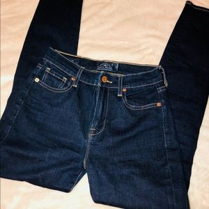 Brand new Lucky Brand high waisted jeans